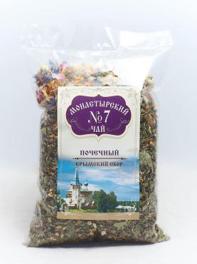 Чай №7 Почечный, Монастырский, 100 гр., пакет