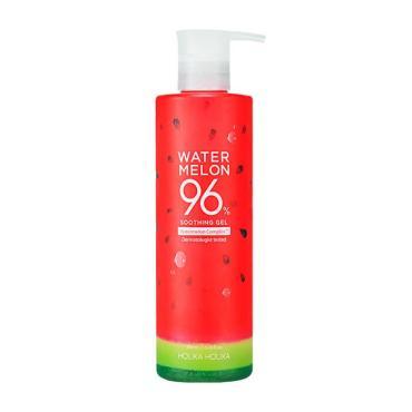 Гель для лица и тела с экстрактом арбуза Holika Holika Water Melon Soothing Gel, 90 мл., пластиковая бутылка
