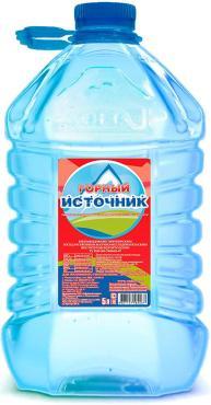 Вода Горный источник питьевая ,5 л.,ПЭТ