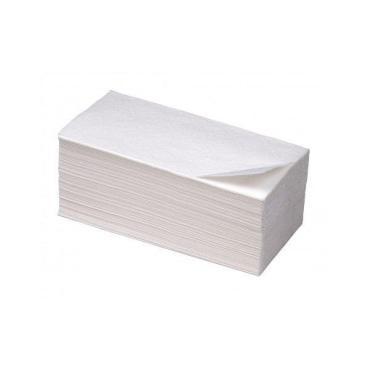 Полотенца V укладки, 2 сл, цв. белый, 200 шт.