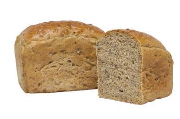 Хлеб Многозерновой СТО 01697859-003-2017, 300 гр., полиэтиленовый пакет