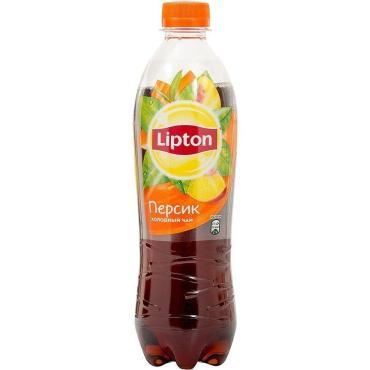 Чай холодный персик Tea, Lipton, 500 мл., ПЭТ