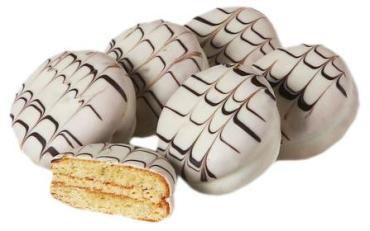 Печенье Восторг,Конфалье, 3 кг., картон
