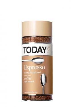 Кофе Эспрессо ХОРС Today, 95 гр., стекло