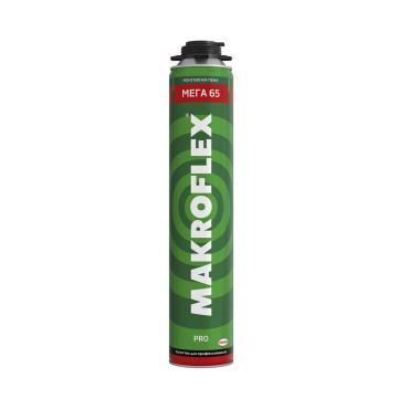 Пена монтажная Makroflex Мега 65 Pro, 850 мл., аэрозольная упаковка