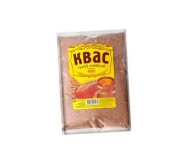 Квас Русский аппетит, 400 гр., пластиковый пакет