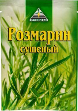 Розмарин сушеный Cykoria S. A., 10 гр., сашет