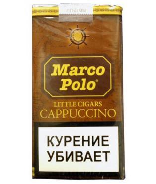 Сигариллы Cappuccino,Marco Polo, бумага