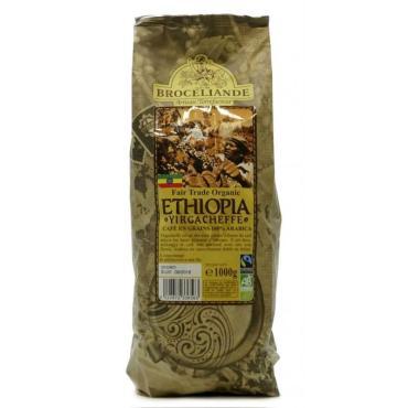 Кофе Broceliande Ethiopia Organic в зернах 1000 г.
