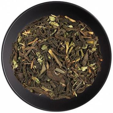 Чай, пуэр с чабрецом и саган-дайля Время чая Энерджайзер, 100 гр.