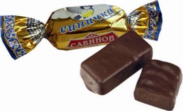 Конфеты Савинов нежные, сахарная помада со сливочно-шоколадным вкусом,250 гр., флоу-пак
