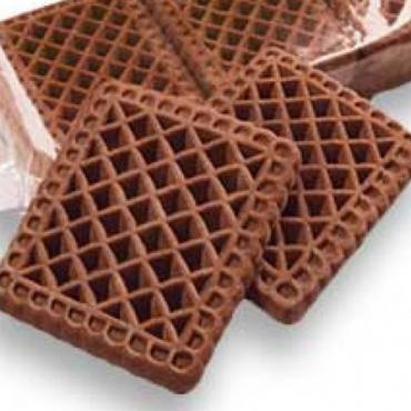 Печенье сахарное со вкусом шоколада Ситно Плетёная магия, 4.5 кг