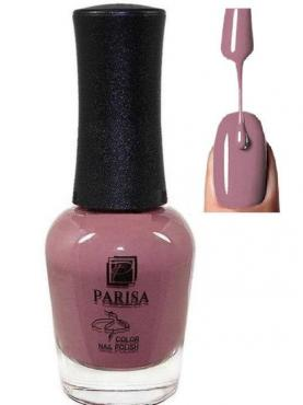 Лак для ногтей, тон 038 бежево-розовый матовый Parisa Ballet Color Nail Polish, 7 мл., стекло