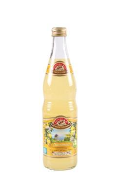 Напиток б/а Оригинальный Лимонад, Напитки из Черноголовки, 500 мл., стекло