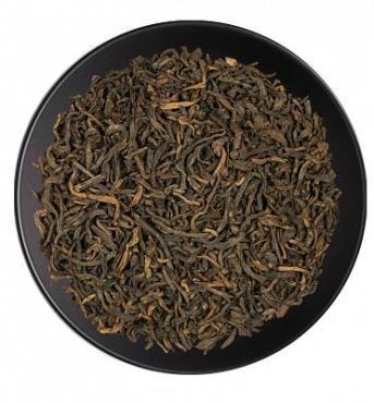 Чай, листовой Время чая Гун Тин Пуэр Императорский, 50 гр.