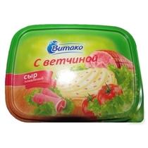 Сыр Витако плавленый с ветчиной 60% ванна