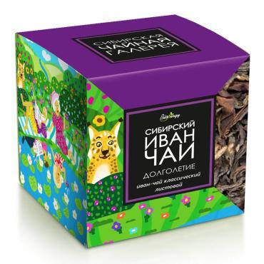 Иван-чай узколистный BioNergy Долголетие, 50 гр., картон