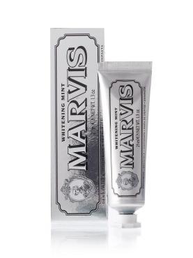 Зубная паста Marvis Отбеливающая Мята, 85 мл., картон