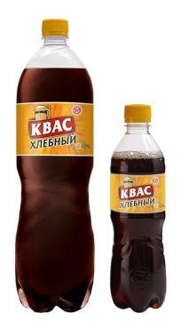 Квас Булгпарпиво хлебный, 0,5 л., ПЭТ