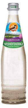 Лимонад газированный Черноголовка Золото Саян, 250 мл., стекло