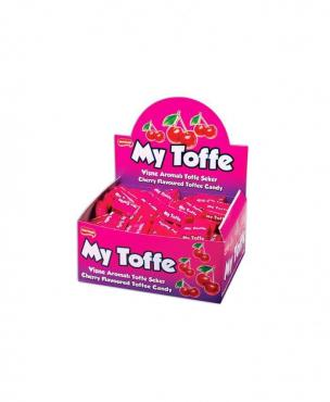 Жевательная конфета Mertsan My toffe Вишня