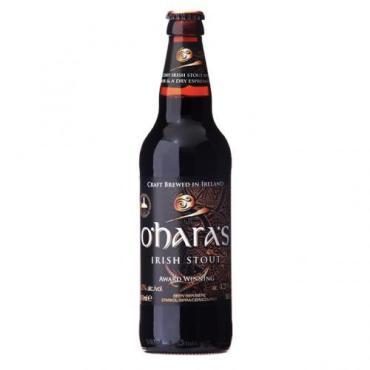 Пиво OHaras Irish Stout 4,3%