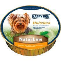 Happy Dog Индейка /нежный паштет/ корм для собак - 0,085кг