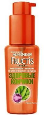 Сыворотка GARNIER для волос Восстанавливающая Fructis Sos Здоровые кончики 50мл