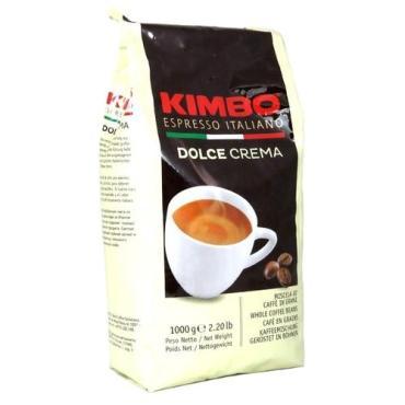 Кофе Kimbo Dolce Crema в зернах
