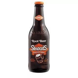 Газированный напиток Stewart`s Root Beer