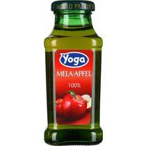 Сок Yoga яблочный  0.2л.