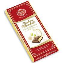 Шоколад молочный со вкусом шампанского Reber Marc de Champagne Truffel, 100 гр., Картонная коробка