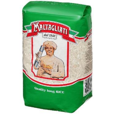 Крупа Maltagliati Рис длиннозерный