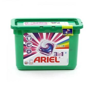 Капсулы ARIEL для стирки Pods 3в1 Color 15шт.