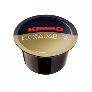 Кофе Kimbo Blue Aroma Gold 100% Arabica молотый в капсулах 96 шт