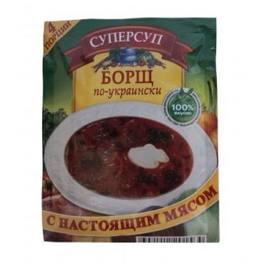 Суп Суперсуп борщ по-украински