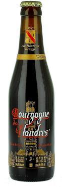 Напиток пивной Bourgogne des Flandres Brune темный фильтрованный 5%