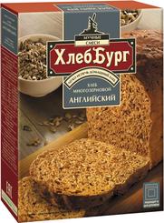 Хлеб ХлебБург Английский многозерновой