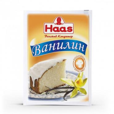 Ароматизатор пищевой Haas Ванилин