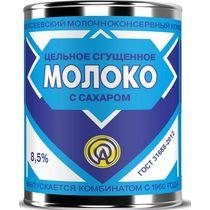 Сгущенное молоко Знаковая цельное с сахаром 8,5 % 380 г