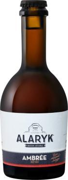Пиво ALARYK BRUNE светлое нефильтрованное неосветленное непастеризованное