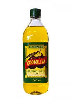 Масло Coopoliva Оливковое 100% Pure
