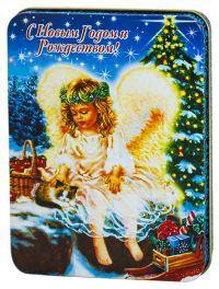 Чай Дольче Вита Новогодний ангел черный листовой