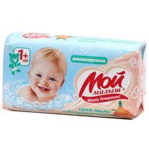 Крем-мыло детское Мой Малыш Облепиховое масло, 100 гр., бумажная упаковка