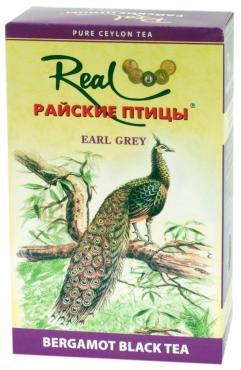 Чай черный Real Райские птицы Эрл Грей