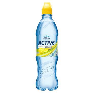 Вода Aqua Minerale Актив цитрус