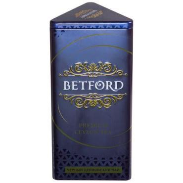 Чай Betford Призма Терракотовая