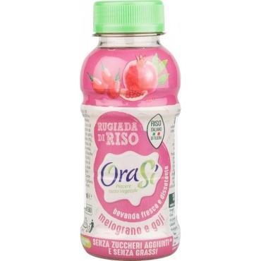 Сок гранат и ягоды годжи OraSi, 250 мл., Пластиковая бутылка
