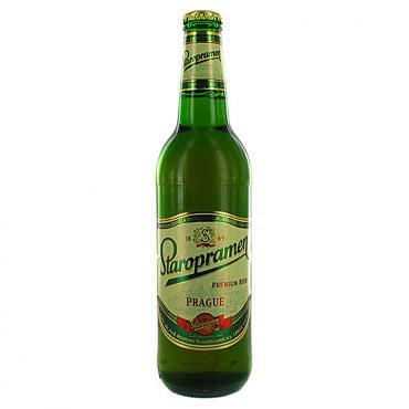 Пиво Staropramen Premium светлое 5,0%