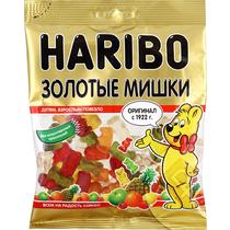 Мармелад Haribo Goldbaren ассорти мишки  250 гр.